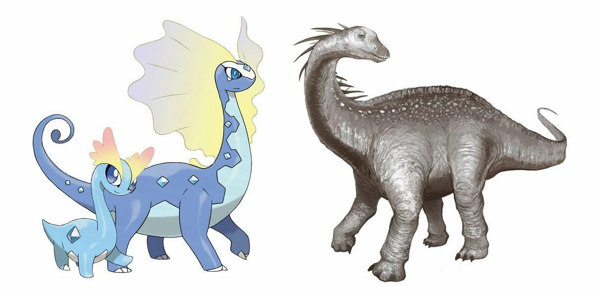 Aurorus & Amargasaurus