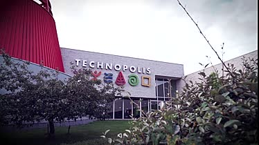 Familiedag in Technopolis