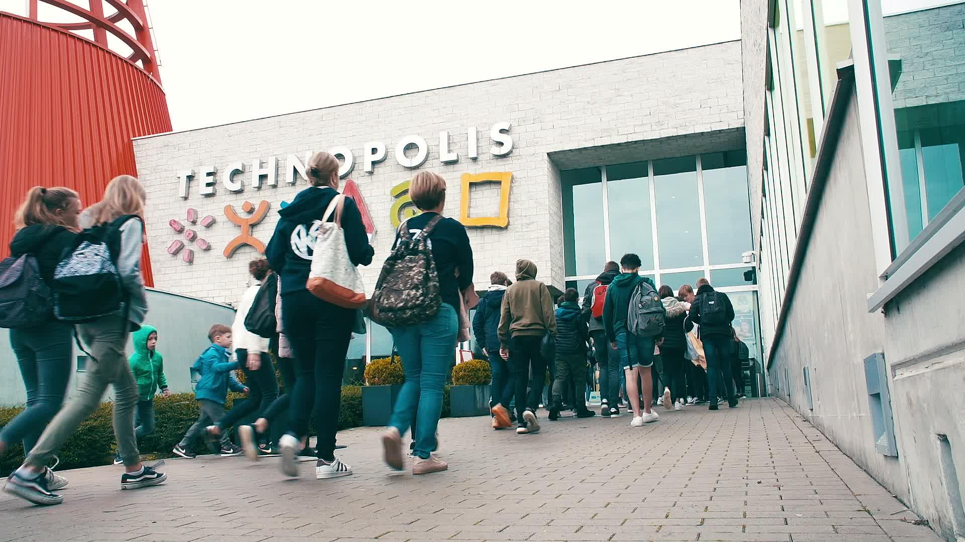 Scholenbezoek 2019